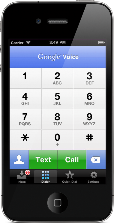 Google Voice Returns To App Store