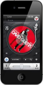The New djay - David Guetta Edition App Arrives For iPhone