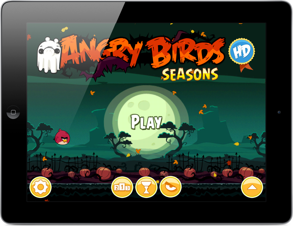 Angry Birds Seasons Launches New Round And A New Bird Too