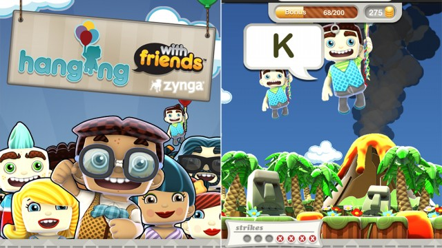 Hanging With Friends Is Freshened Up With A Couple Visual Changes And More