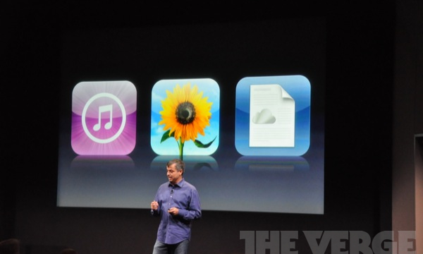 Apple Talks iCloud At iPhone Event - Announces Launch Date: October 12