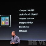 Apple Unveils New iPods - Nano Gets Additional Features, Touch Gets iOS 5 (And Available In White)