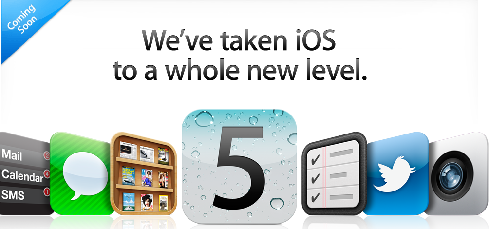Apple's iOS 5 GM - Available Now (For Everyone)