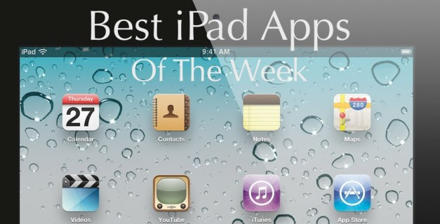 The Best New iPad Apps Of The Week, October 16-22, 2011