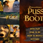 Puss In Boots Comes To The iPad, iPhone, And iPod Touch Through Another Great iStoryTime Children's Book