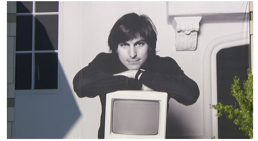 Apple Posts 'A Celebration of Steve's Life'
