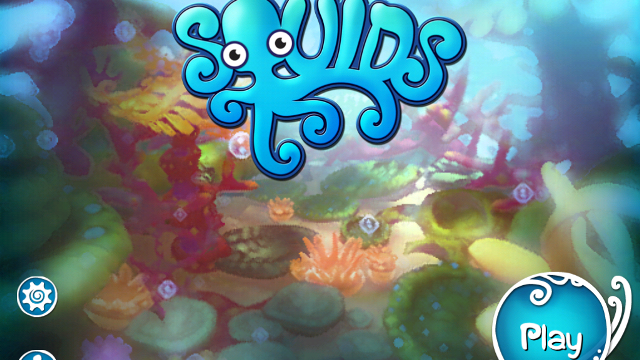 Take A Swim With Squids, Save The Planet From Evil Ooze
