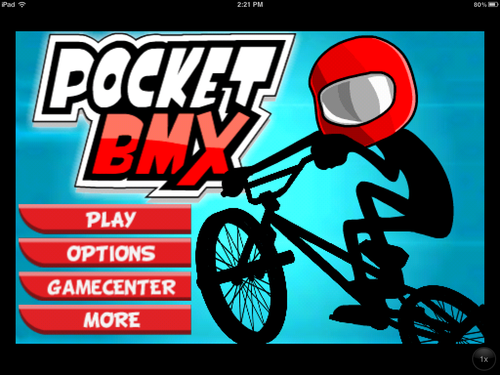 Pocket BMX Hits The App Store