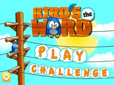 Word Nerd Alert, Bird's The Word HD Is Here