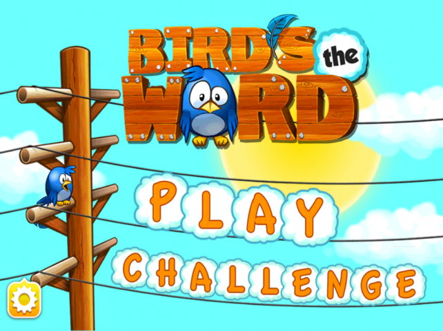 Word Nerd Alert, Bird's The Word HD Is Here