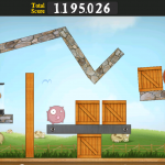A Pig's Dream HD, Physics-Based Puzzler That Is Sure To Be A Hit