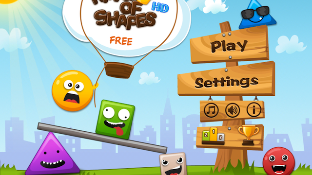 King of Shapes HD Is A Prince Among Games