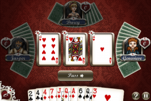 Aces Hearts by Concrete Software, Inc. screenshot