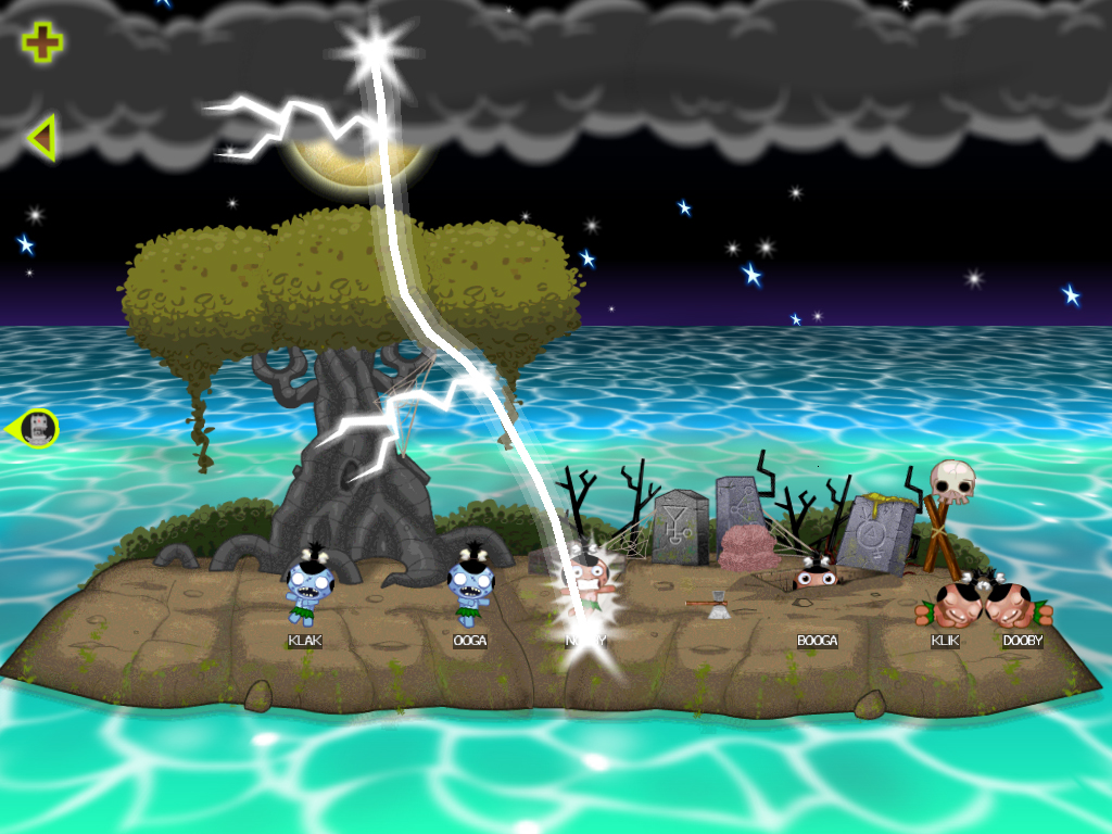 Battle The Undead And Other Horrors In Episode 6 Of Pocket God: Journey To Uranus