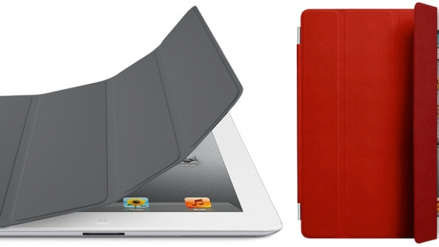 Apple Revamps Smart Cover Line