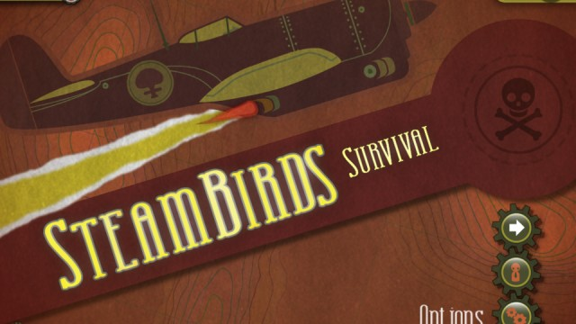 Steambirds: Survival Flies Into The App Store For Free