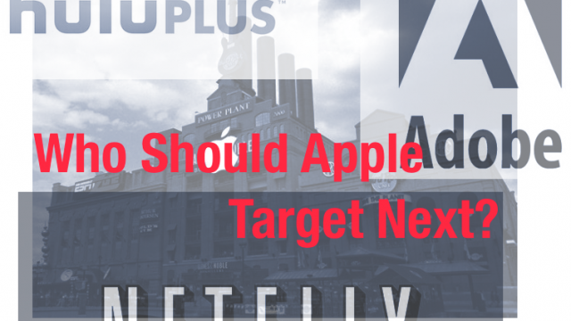 After Siri's Success, Who Should Apple Target Next?