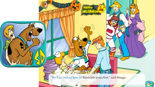 The Haunted Halloween: A Scooby-Doo You Play Too Book Arrives On The iPad At An Introductory Price