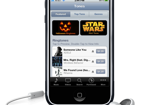 Text And Alert Tones Arrive In iOS 5