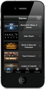 TwitchTV Launches On iPhone