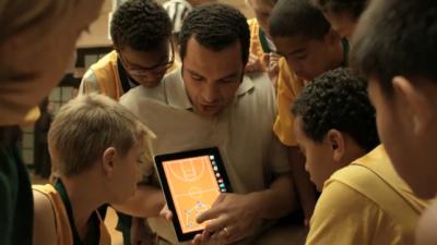 Apple Releases New iPad 2 TV Ad