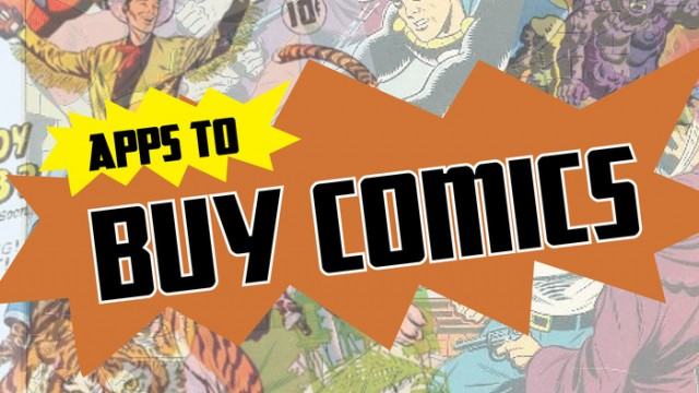 New AppList: Apps to Buy Comics