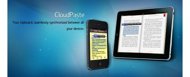 Jailbreak Only: CloudPaste - Synchronize Your Clipboard Between All Your Apple Devices