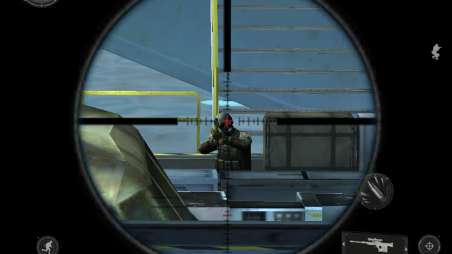 Modern Combat 3 Puts A Robust Multiplayer Experience In Your Pocket
