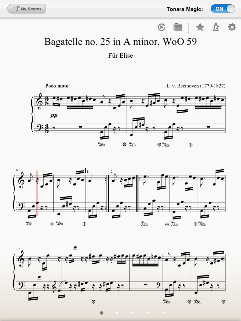 Tonara Aims To Change Your Relationship With Sheet Music