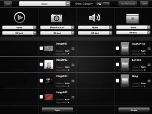 Mediapad Pro - Photography Video Portfolio by MEDL MOBILE screenshot
