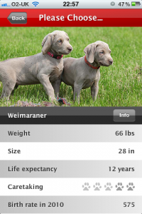 PuppyTrumps by Davies Meyer GmbH screenshot