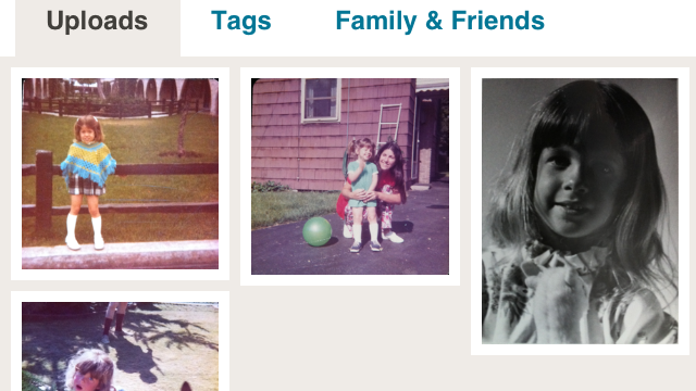 Archive Your Photos With ShoeBox By 1000memories
