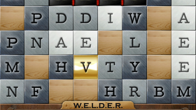 W.E.L.D.E.R. Is An Addictive New Word Game