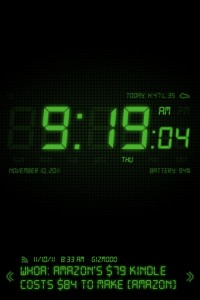 Win A Copy Of Alarm Clock HD