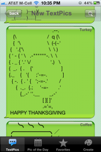 TextPics Gets A Holiday Update And We've Got Promos!