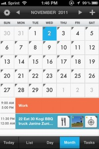 Organizer+ Bundles Your Calendar And A GPS Task List Into One App