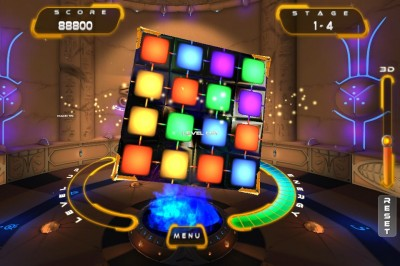 XenoCube Is A Brand New Kind Of Match-Three Puzzle Game