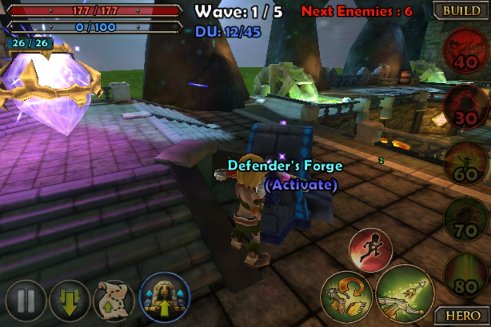 The Perfect Mix Of Tower Defense And Action RPG Is Found In