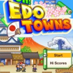 Rewrite The History Of An Edo Period Japan In Oh! Edo Towns