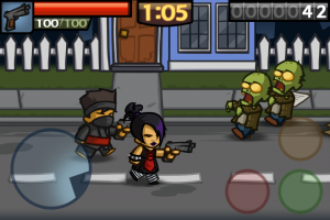 Zombieville USA 2 by Mika Mobile, Inc. screenshot