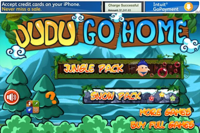 Help DuDu Go Home In This Physics-Based Action Game