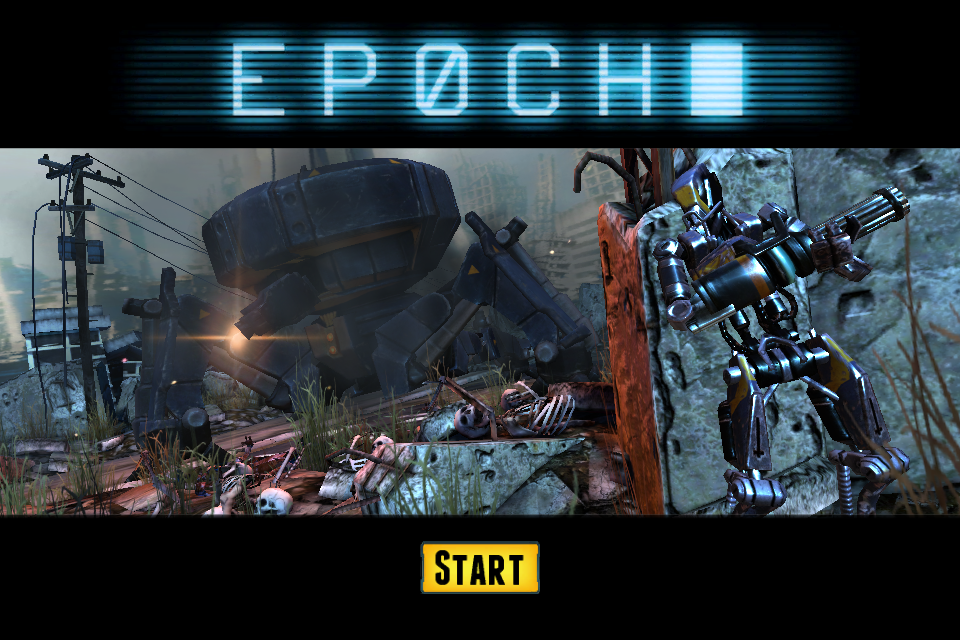 Enjoy Gesture-Based Combat In The Gorgeous Shooter, EPOCH