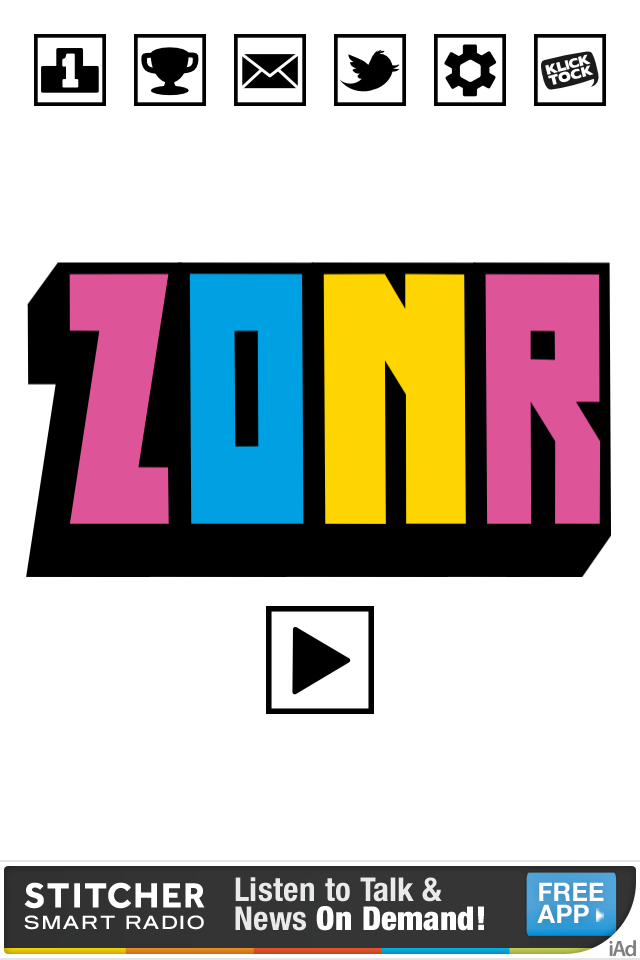 Get In The Zone With The Arcade Puzzler, Zonr