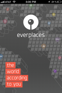 Everplaces: The World According To You