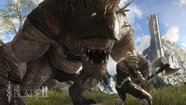 Infinity Blade II Preview: Bigger and Badder