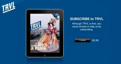 Free Magazine Charges Subscription Fee And Gives It To Charity