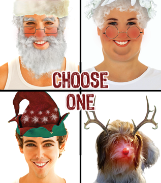 Turn Any Face Into A Christmas One