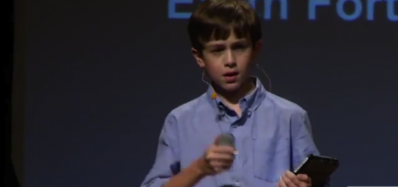 Sixth Grader Becomes The Toast Of The Tech World