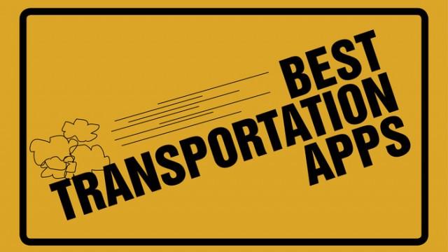 New AppList: Best Transportation Apps