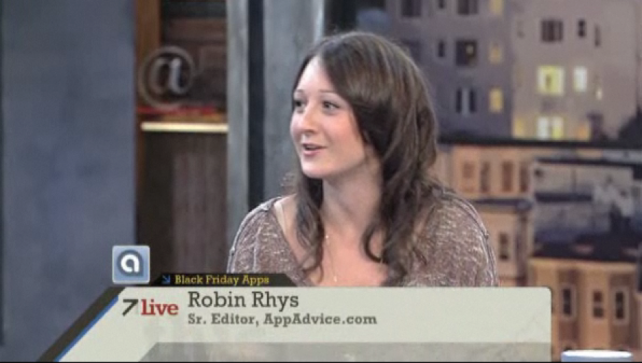 In Case You Missed It: AppAdvice's Robin Rhys ABC Guest Appearance Now Available Online